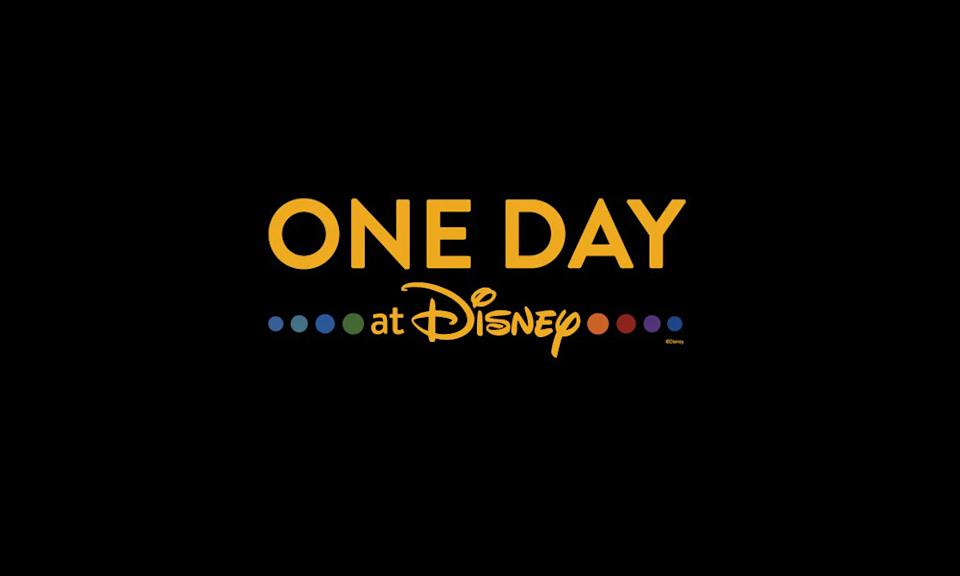 One Day At Disney will premiere on Disney + on December 3.
