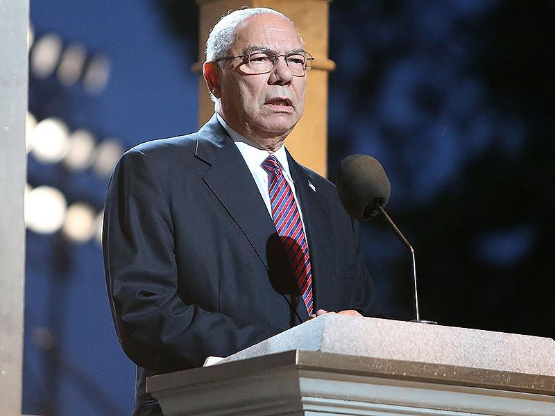 """<p><strong>Former secretary of state under President George W. Bush</strong></p> <p>On the second day of the DNC, Powell <a href=""""https://www.cnbc.com/2020/08/18/colin-powell-endorses-joe-biden-president.html"""" rel=""""nofollow noopener"""" target=""""_blank"""" data-ylk=""""slk:endorsed Biden"""" class=""""link rapid-noclick-resp"""">endorsed Biden</a>, saying in a speech, """"Joe Biden will be a president we will all be proud to salute. With Joe Biden in the White House, you will never doubt that he will stand with our friends and stand up to our adversaries—never the other way around.""""</p> <p>The former Bush administration official (who has since been increasingly supportive of Democrats) said, """"The values I learned growing up in the South Bronx and serving in uniform were the same values that Joe Biden's parents instilled in him in Scranton, Pennsylvania. I support Joe Biden for the presidency of the United States because those values still define him, and we need to restore those values to the White House.""""</p>"""