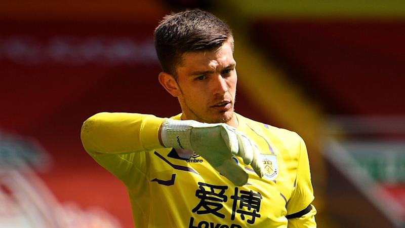Nick Pope, Burnley