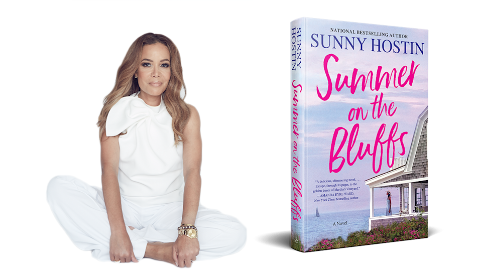 Sunny Hostin talks about why she didn't shy away from tough issues like colorism and classism in her new novel,