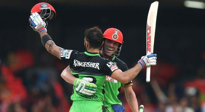 The 229-run partnership between Kohli and De Villiers remains to be the highest in T20 history