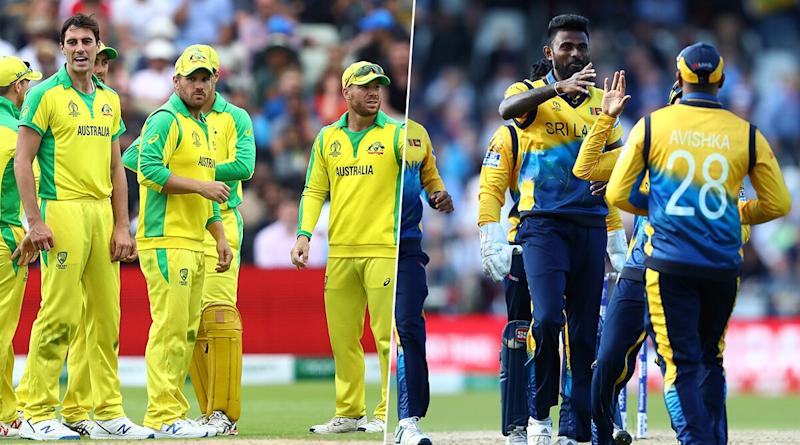 Live Cricket Streaming of Australia vs Sri Lanka 1st T20I 2019 Match on Sony Six: Watch Free Telecast and Live Score of AUS vs SL T20I Series