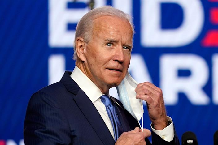 President-elect Joe Biden has promised he will meet with the governors of every state to push forward a strategy to combat the coronavirus.