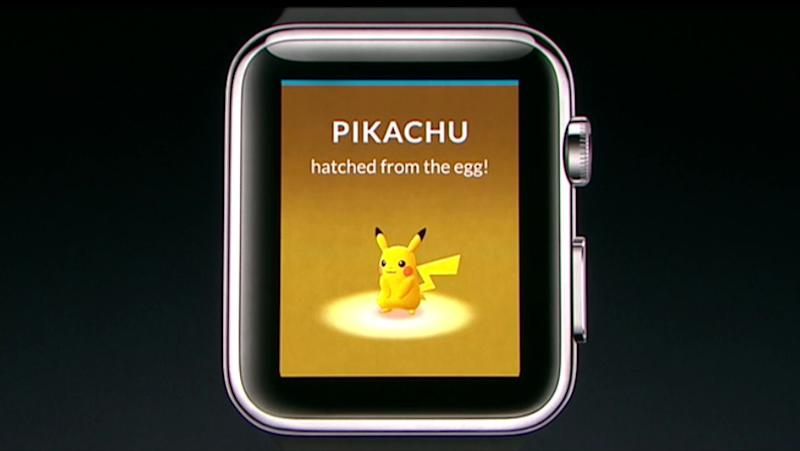 Putting Pikachu on your wrist: 'Pokémon Go' may be coming to Android Wear