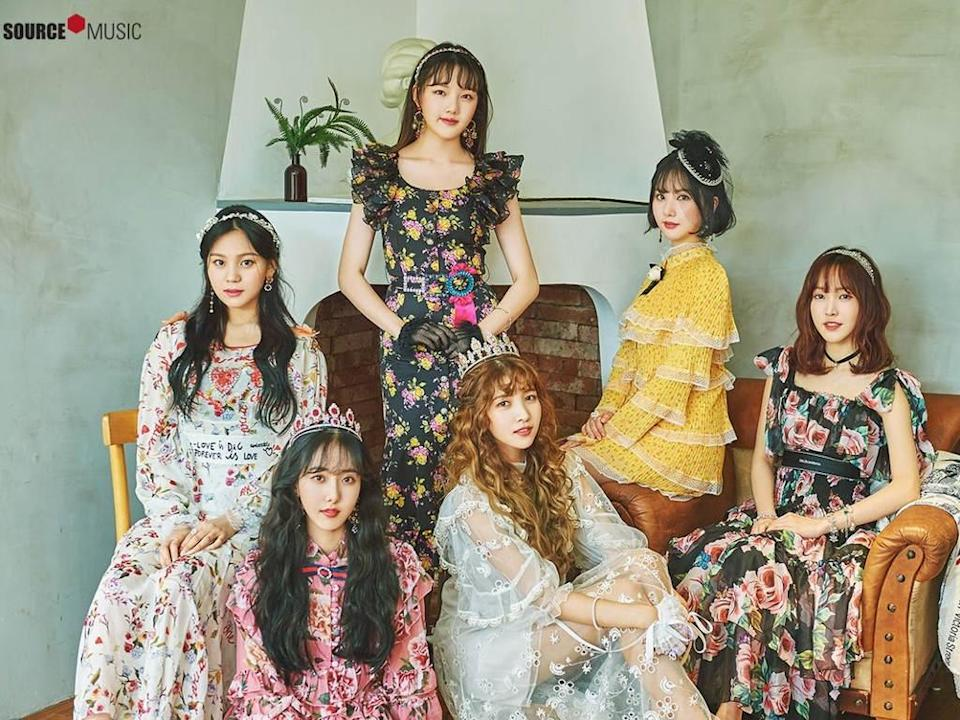All six members of GFriend are heading to Malaysia in June!