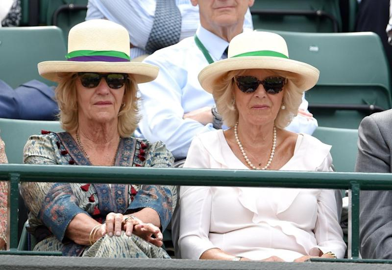 Camilla's sister has played a huge part in refurbishing Charles' properties. Photo: Getty
