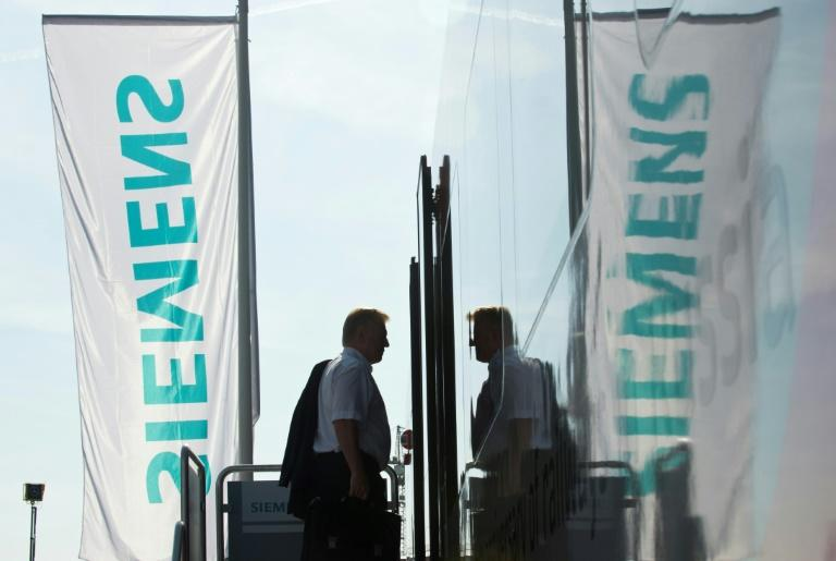 Siemens to exit Russian power joint venture