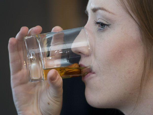 The Sourtoe consists of Yukon Gold whiskey and a preserved human toe