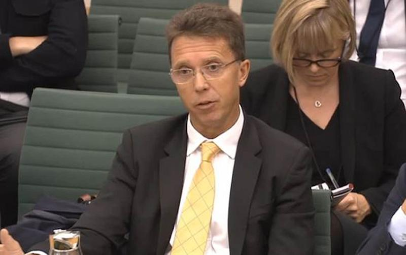 Michael Saunders, Member of the Monetary Policy Committee, Bank of England, appearing before Treasury Select Committee at the House of Commons, London to answer questions on the Bank of England Inflation Reports.