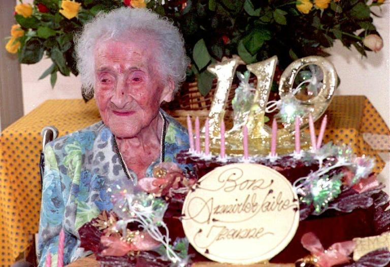 Frenchwoman Jeanne Calment, who died aged 122 in 1997, remains the longest-living person on record, researchers insist