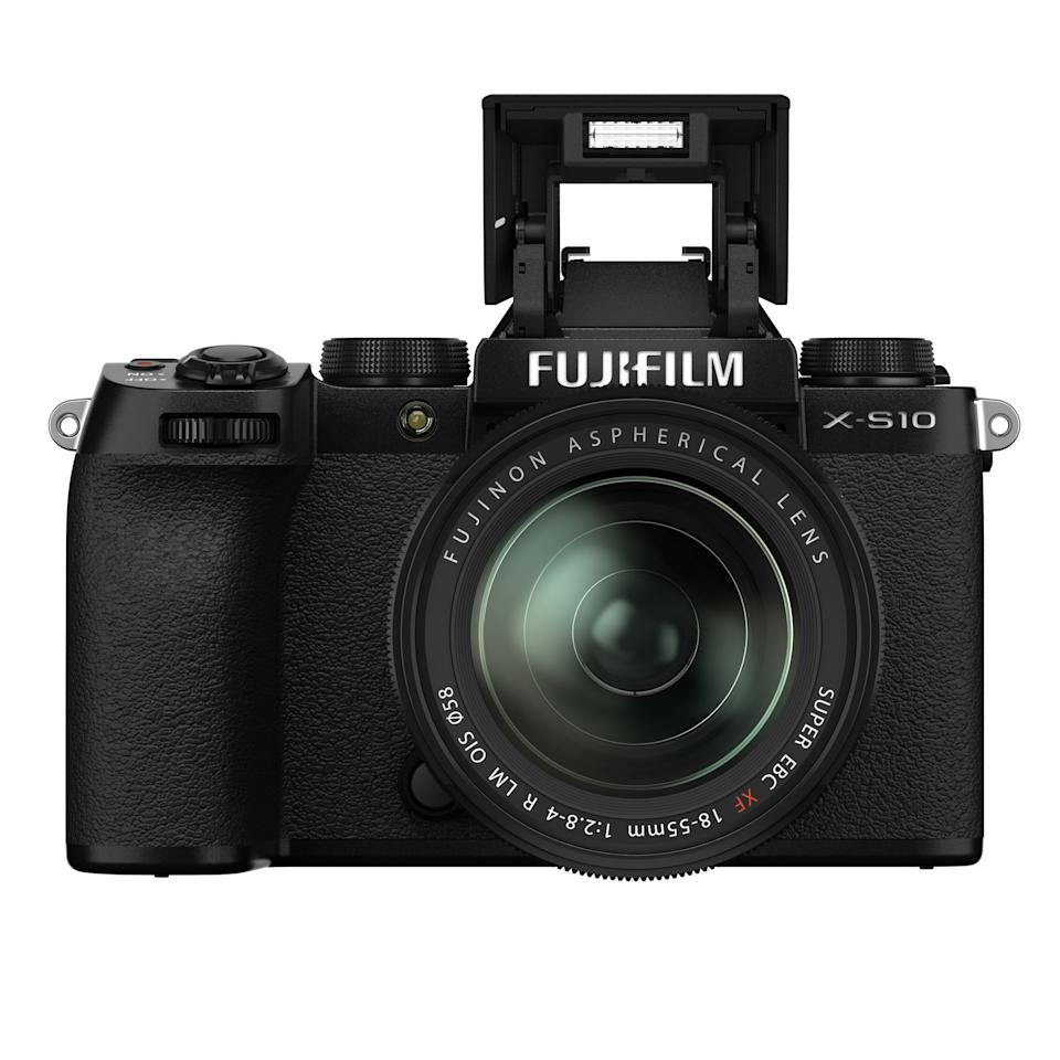 Fujifilm X-S10 APS-C mirrorless camera