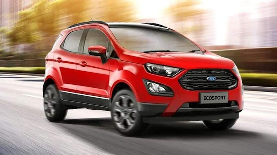 Ford to sell its India-made EcoSport SUV in Argentina