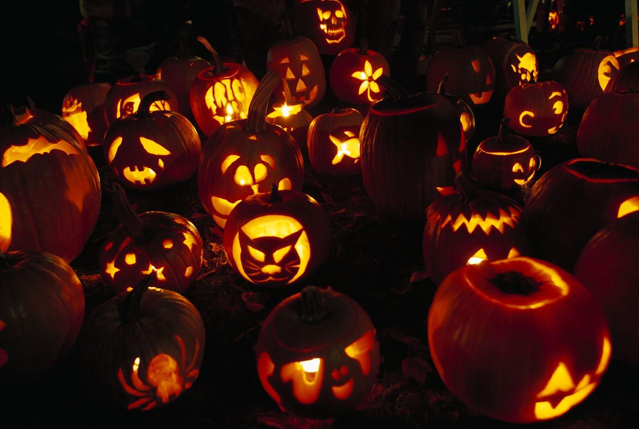 """<p>As Halloween has progressively become a more popular holiday in the U.S. different celebrations and world records have been broken that directly correlate with the holiday. In 2013, Keene, New Hampshire, broke its own Guinness World Record for the<a href=""""https://www.guinnessworldrecords.com/world-records/most-lit-jack-o-lanterns-displayed"""" target=""""_blank""""> most lit Jack-o'-lanterns </a>on display at 30,581.  </p>"""