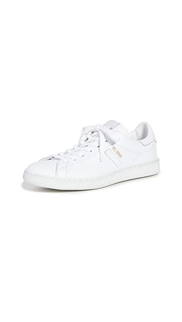 Re/Done '70s Tennis Shoes in white