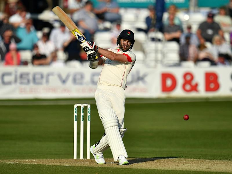 Anderson was delighted to reach the end of Lancashire's opening match without any shoulder pain: Getty