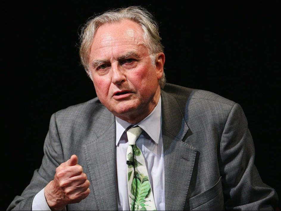 <p>Richard Dawkins has said women who have Down's Syndrome babies are immoral</p> (Getty Images)