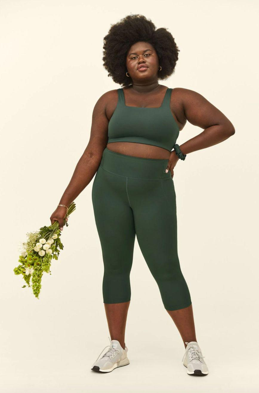 """Made with four-way stretch compression fabric, these leggings will basically become a second skin. Whether you're doing a high-impact workout or taking a lil' midday nappy nap, they're just as comfortable as your birthday suit.<br /><br />They're also an eco-friendly pick as each pair of leggings is made from 25 recycled water bottles.<br /><br /><strong>Promising review</strong>: """"<strong>I can't stop buying these leggings!</strong>They fit perfectly, have the right amount of compression, and don't slip or fold down under my belly when I bend over. Perfect for everything from HIIT workouts to yoga. And they make my butt look good!"""" —<a href=""""https://go.skimresources.com?id=38395X987171&xs=1&xcust=HPClothesMultipleColors-60a27070e4b063dcceac389d-&url=https%3A%2F%2Fwww.girlfriend.com%2Fproducts%2Fplum-compressive-high-rise-legging-1"""" target=""""_blank"""" rel=""""nofollow noopener noreferrer"""" data-skimlinks-tracking=""""5876227"""" data-vars-affiliate=""""Rakuten"""" data-vars-campaign=""""MultipleColorsStuart-2-23-21-5876227"""" data-vars-href=""""https://click.linksynergy.com/deeplink?id=yPKHhJU2qBg&mid=43051&murl=https%3A%2F%2Fwww.girlfriend.com%2Fcollections%2Fleggings%2Fproducts%2Fplum-compressive-high-rise-legging-1&u1=MultipleColorsStuart-2-23-21-5876227"""" data-vars-keywords=""""fast fashion"""" data-vars-link-id=""""16401028"""" data-vars-price="""""""" data-vars-product-id=""""20980923"""" data-vars-product-img=""""https://cdn.shopify.com/s/files/1/0019/2217/0943/products/PDP_HR_Compressive_Legging_FullLength_Plum1_1200x.jpg?v=1606098448"""" data-vars-product-title=""""Plum Compressive High-Rise Legging"""" data-vars-redirecturl=""""https://www.girlfriend.com/collections/leggings/products/plum-compressive-high-rise-legging-1"""" data-vars-retailers=""""girlfriend"""" data-ml-dynamic=""""true"""" data-ml-dynamic-type=""""sl"""" data-orig-url=""""https://click.linksynergy.com/deeplink?id=yPKHhJU2qBg&mid=43051&murl=https%3A%2F%2Fwww.girlfriend.com%2Fcollections%2Fleggings%2Fproducts%2Fplum-compressive-high-rise-legging-1&u1=MultipleColorsStuart-2-23-21-"""