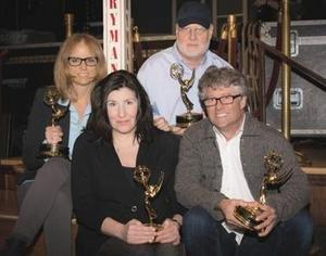 Carolco Pictures High Five Entertainment Wins Fourth Emmy Award