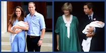 """<p>As the world celebrates the birth of the <a href=""""https://www.townandcountrymag.com/society/tradition/a36198893/meghan-markle-birth-royal-baby-2021-lilibet-diana/"""" rel=""""nofollow noopener"""" target=""""_blank"""" data-ylk=""""slk:newest member of the royal family"""" class=""""link rapid-noclick-resp"""">newest member of the royal family</a>—Prince Harry and Meghan Markle's daughter, Lilibet Diana Mountbatten-Windsor—<em>Town & Country</em> looks back on royal births of the past. </p>"""