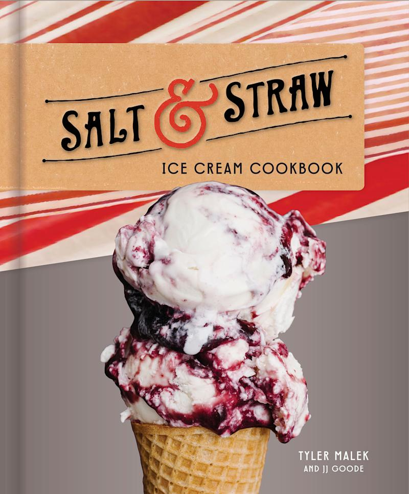 Salt & Straw's Cookbook will be available on April 30. | Courtesy of Salt & Straw