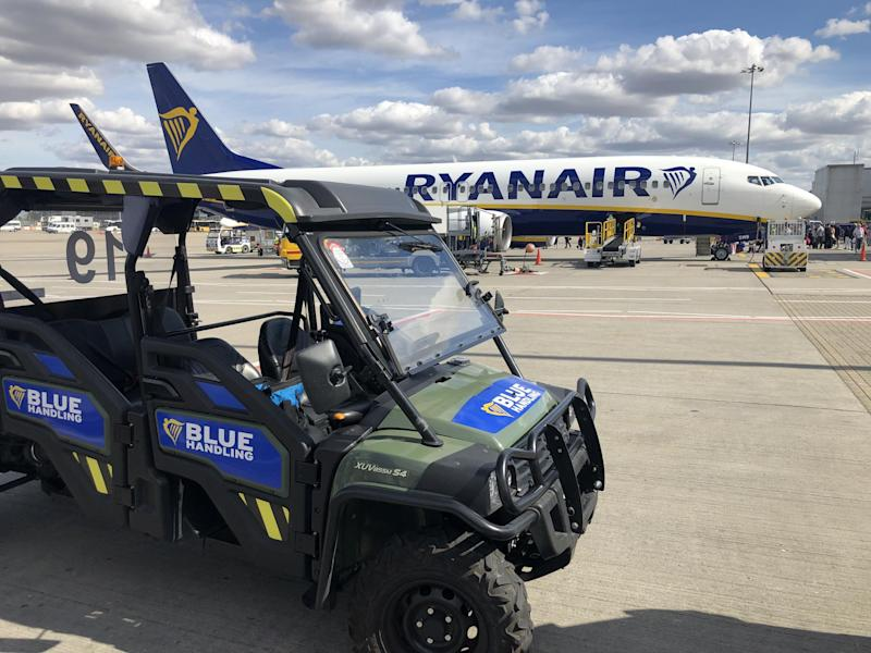British pilots employed by Ryanair will strike for seven days this month: Simon Calder