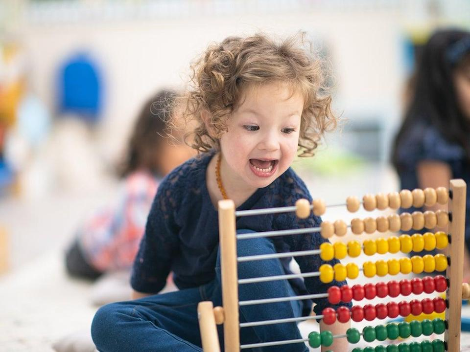 Will my children come home crowing because they got to use the latest, newfangled equipment in numeracy lessons – an abacus? (Getty/iStock)