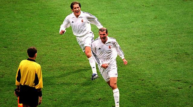 On this day in 2002, Zinedine Zidane shocked the continent with his corking winner against Bayer Leverkusen in Glasgow. But where does it sit among the greats?