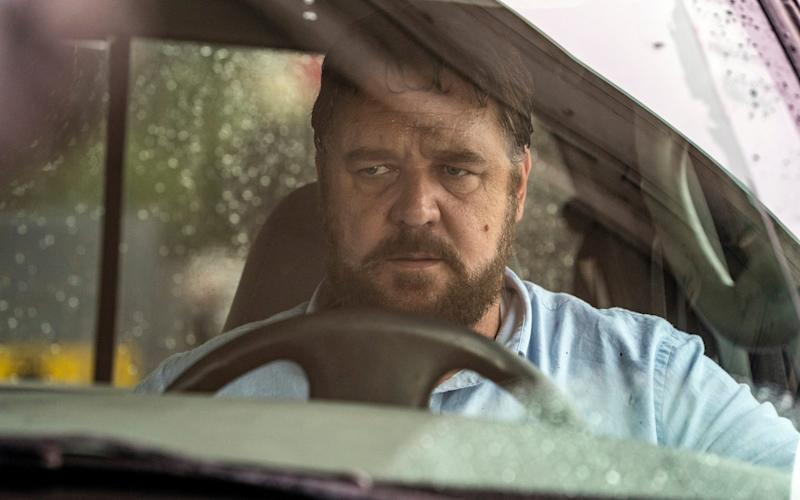 Russell Crowe in Unhinged