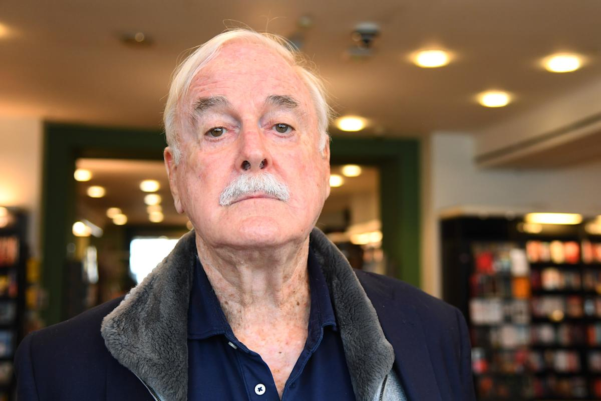 John Cleese under fire for joke about offensive Liverpool stereotype