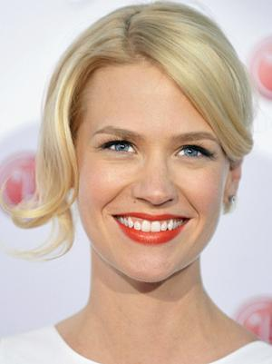 January Jones Makes Plea for Shark Protection in New PSA