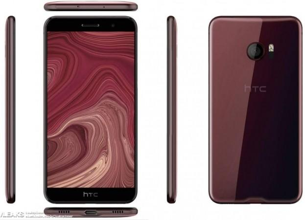 HTC U, Edge Sense, Sense Touch, features