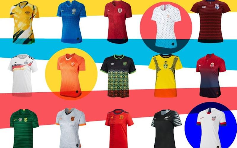 Roll up, roll up, there are some new football shirts to look at!