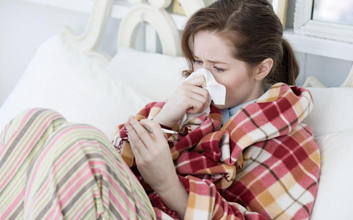 cold vs covid vs flu how tell difference symtptoms - Image Source/ Getty