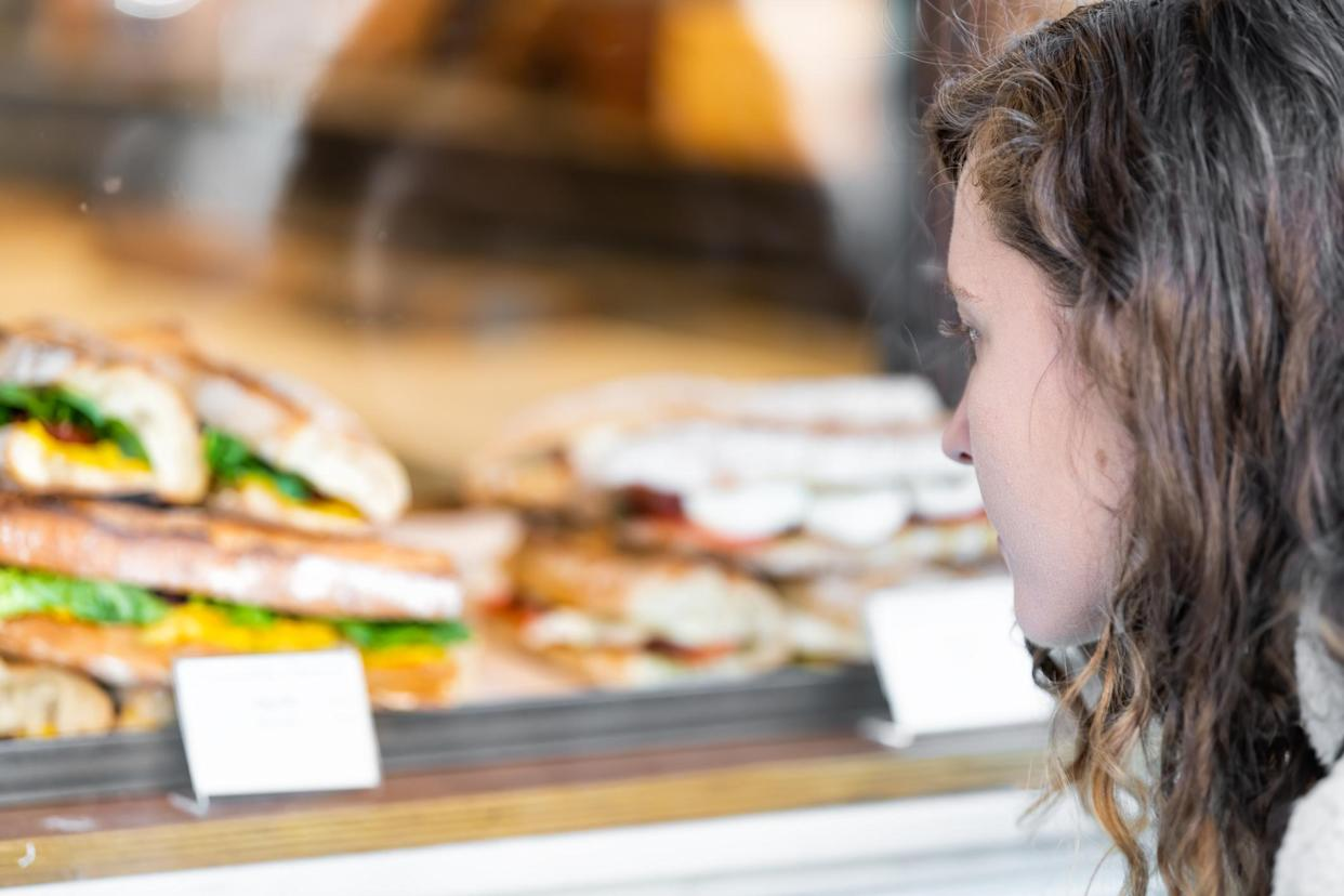 Today sees the introduction of Natasha's Law, which requires food businesses to provide full ingredient lists and allergen labelling on foods prepackaged for direct sale on the premises. (Getty Images)