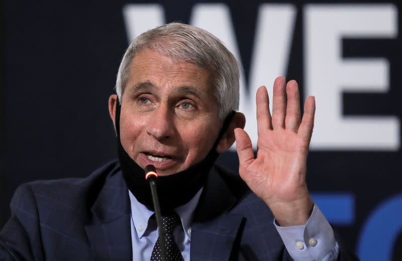 Fauci to testify before U.S. House COVID-19 panel after being blocked by White House