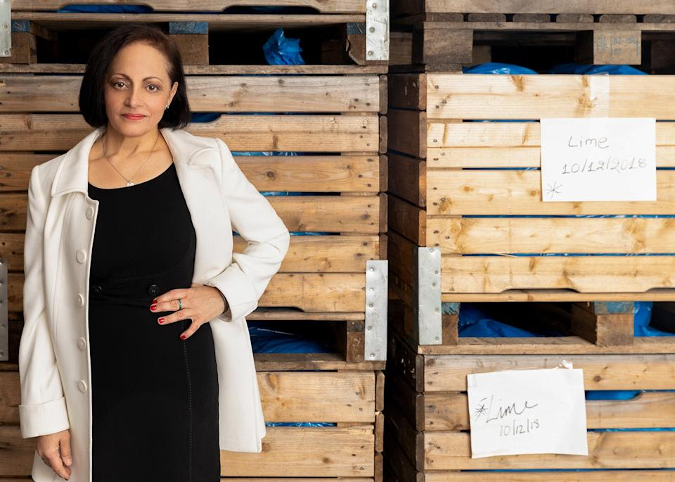 <p>Nim's Fruit Crisps is looking at rerouting its supply chains, buying produce from UK distributors where possible</p> (Nimisha Raja)