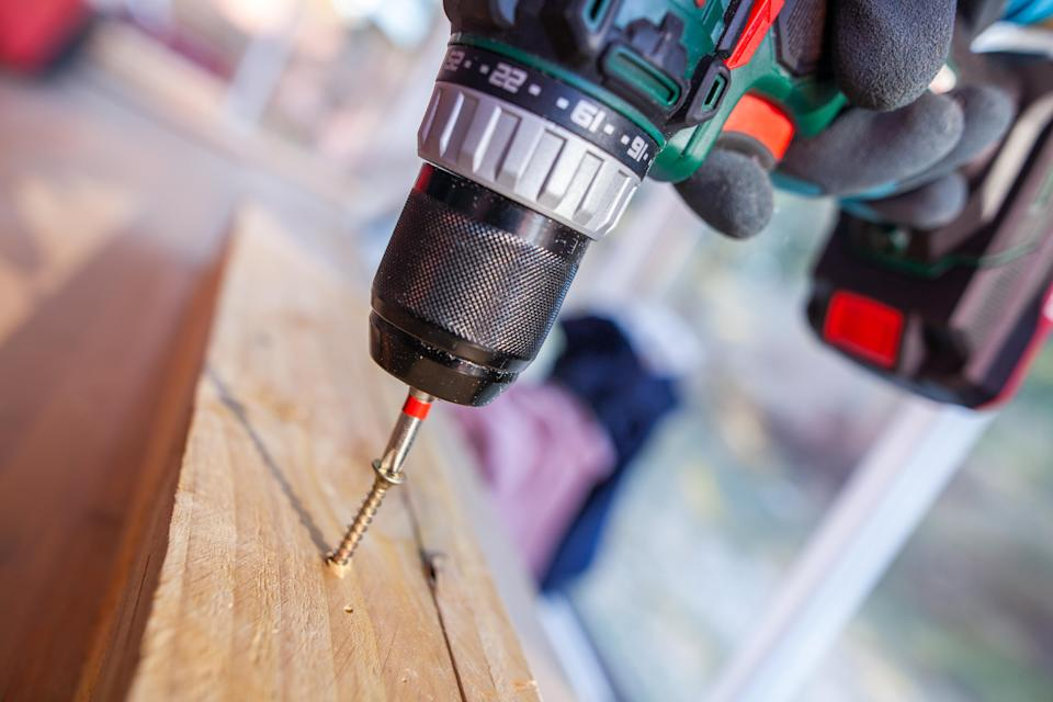 Get started on your home improvement projects. (Photo: Getty)