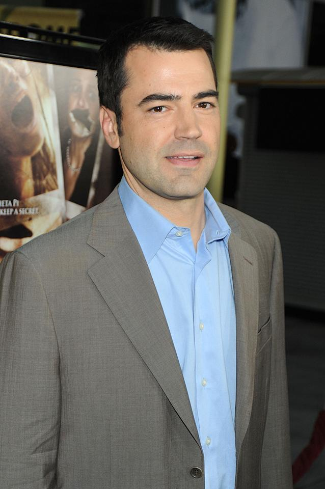 "<a href=""http://movies.yahoo.com/movie/contributor/1800018742"">Ron Livingston</a> at the Los Angeles premiere of <a href=""http://movies.yahoo.com/movie/1810046336/info"">Sorority Row</a> - 09/03/2009"