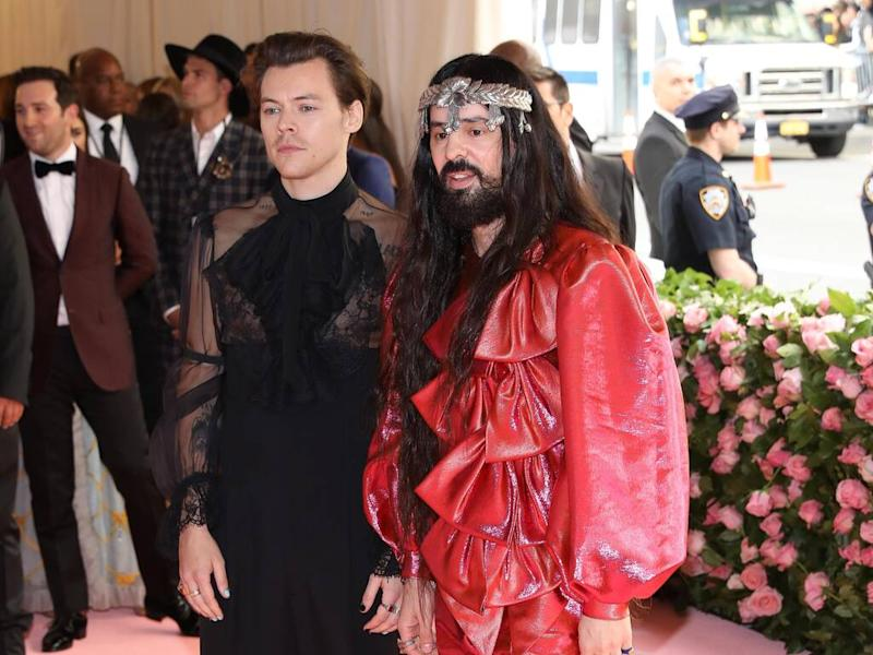 Harry Styles and Alessandro Michele collaborate on Fine Line merchandise