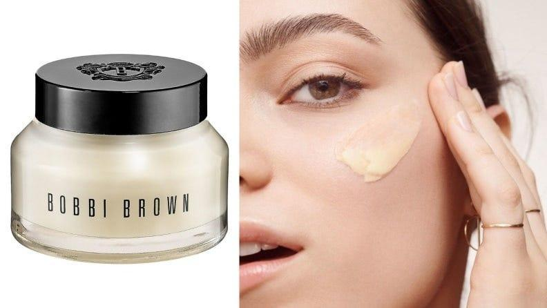 Prime and moisturize your skin with Bobbi Brown's star product.