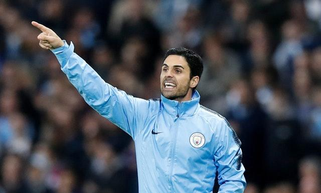 Mikel Arteta has been linked with the Arsenal job