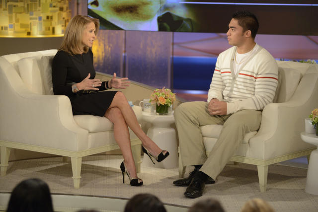 Te'o made a TV appearance with Katie Couric to disclose his involvement in a scandal revolving around the identity of his girlfriend. He claimed to be the victim of a hoax, after it was revealed that his girlfriend never existed and her death was faked. The person behind the hoax was Ronaiah Tuiasosopo, who would guest on 'Dr. Phil' and confess to the hoax.