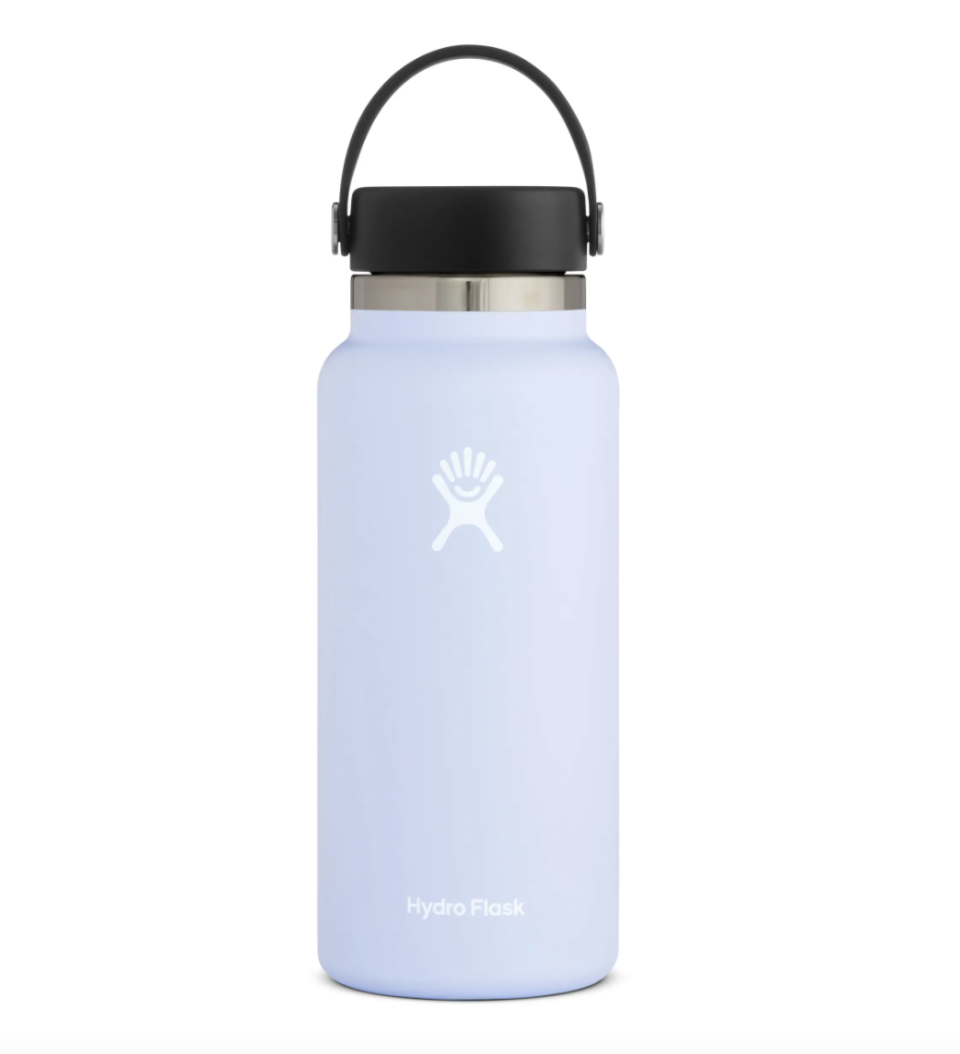Hydro Flask 32-Ounce Wide Mouth Cap Bottle (Photo via Nordstrom)
