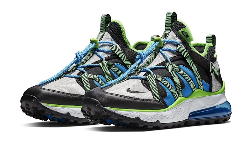 best service 90e99 bab5f Nike Upgrades Its Air Max 270 for All Terrains — Here's How ...
