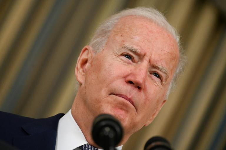 US President Joe Biden pulled the last US troops out of Afghanistan this week, completing a dramatic evacuation from Kabul's airport after the Taliban defeated the US-backed government and surged back to power (AFP/Jim WATSON)