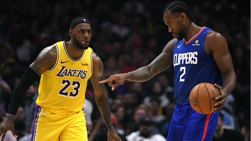 Kawhi's Clippers win battle of LA against LeBron & Lakers on opening night