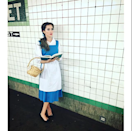 Belle of the MTA.