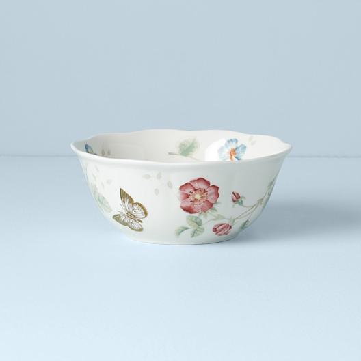 Lenox Butterfly Meadow Gold Large All-Purpose Bowl
