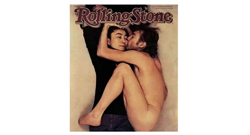 We challenge you to name a more iconic magazine cover. John Lennon and Yoko Ono were photographed for this 1981 issue just hours before the former Beatle was murdered. He was originally supposed to appear on the cover alone but insisted that his wife join him. <em>[Photo: Rolling Stone]</em>