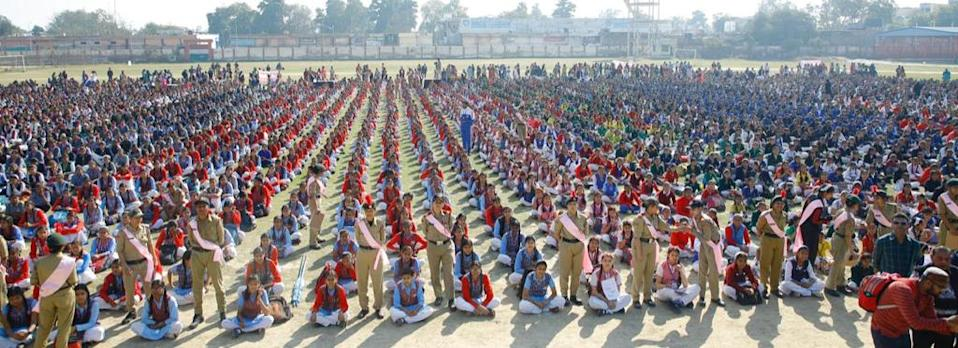 Guinness World Record event